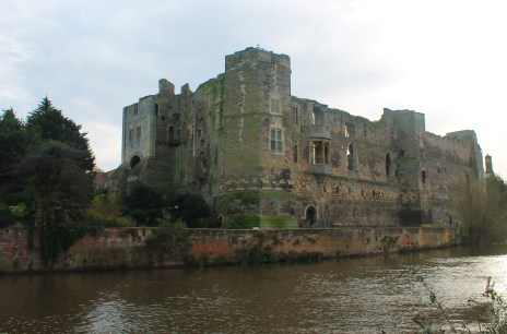 Newark Castle, Newark on Trent, UK
