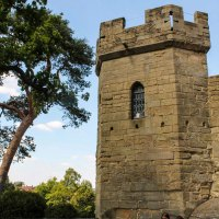 Wordless Wednesday: Beside the Tower