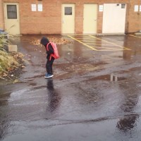 FFfAW: Puddle Splashing