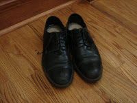Polishing shoes and other tasks