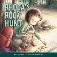 Publication Interview with Molly Beth Griffin: Rhoda's Rock Hunt
