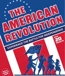 Publication Interview with Judy Dodge Cummings: The American Revolution
