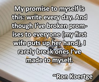 Faculty Voices with Ron Koertge: Poetry as Prompt