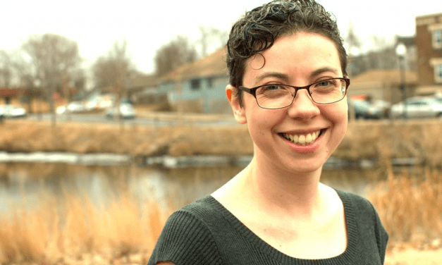 Alumni Voices with Molly Beth Griffin: What Real Writers Do