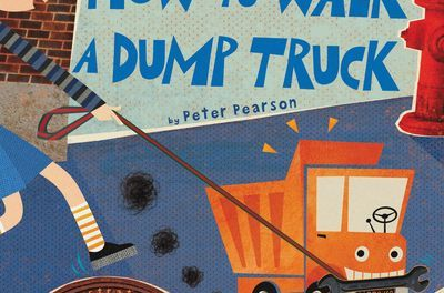 Publication Interview with Peter Pearson: How to Walk a Dump Truck