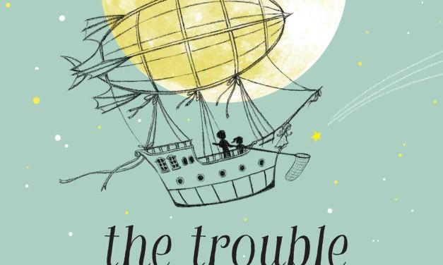 Publication Interview with Meg Cannistra: The Trouble with Shooting Stars