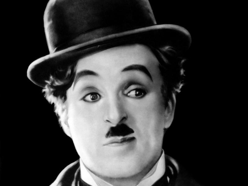 Charlia Chaplin, who may have been Romani