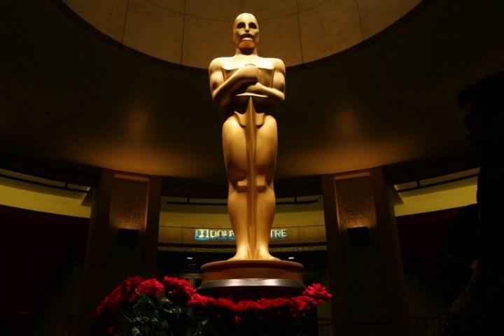"The ""Oscar"" statue"