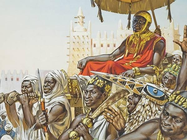 A Wagadu king