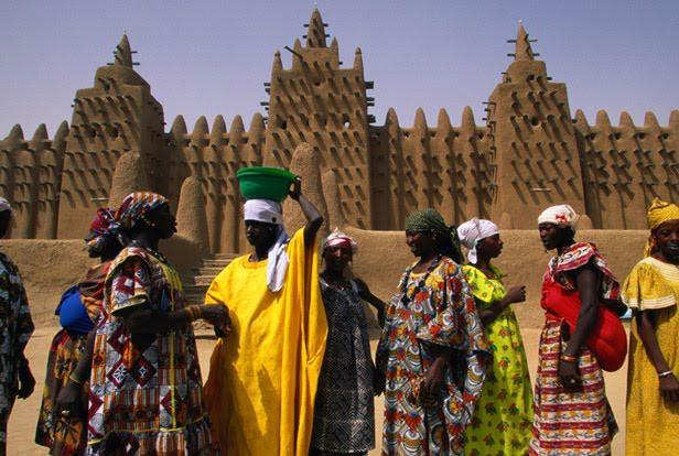 The Royal Palace of Timbuktu