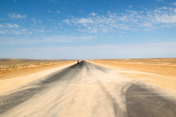 The Kara-Kum Desert