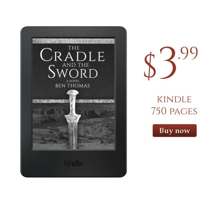 The Cradle and the Sword Kindle edition