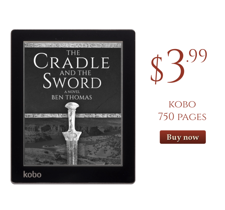 The Cradle and the Sword Kobo Price