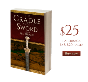 The Cradle and the Sword Paperback