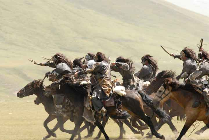 Scythians: Steppe raiders descend on their enemies.