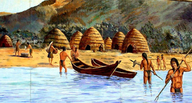 Native American history: Ancient people fishing off the California coast
