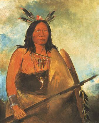 The Comanche chief Tutsayatuhovit