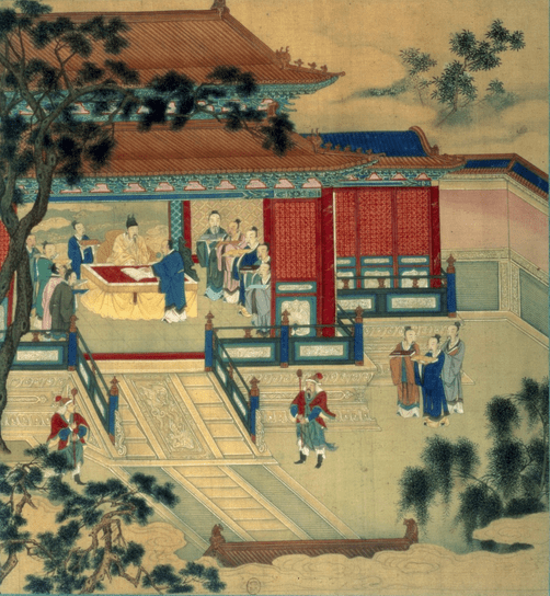 Scholars of the Han dynasty