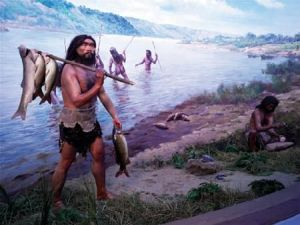 Palaeolithic Chinese hominids