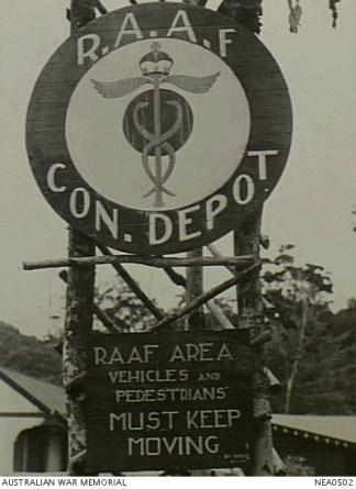 Paluma RAAF Base 1943-1946