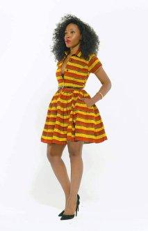 The Kokki Dress. The African Shop, London