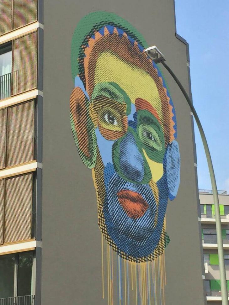 Obama's Mural