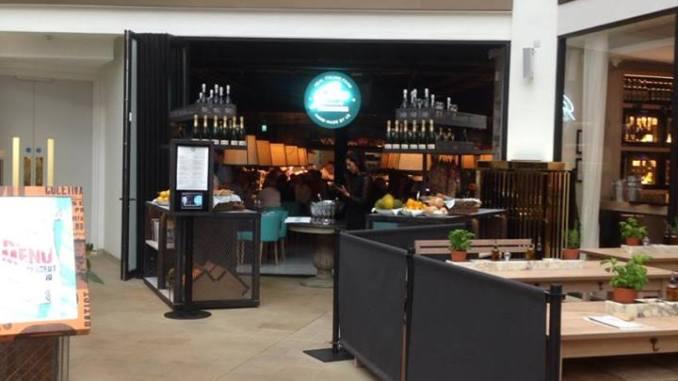 gino's manchester - restaurant