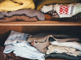 what to do with old clothes
