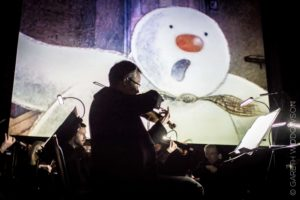 the snowman tour warrington parr hall