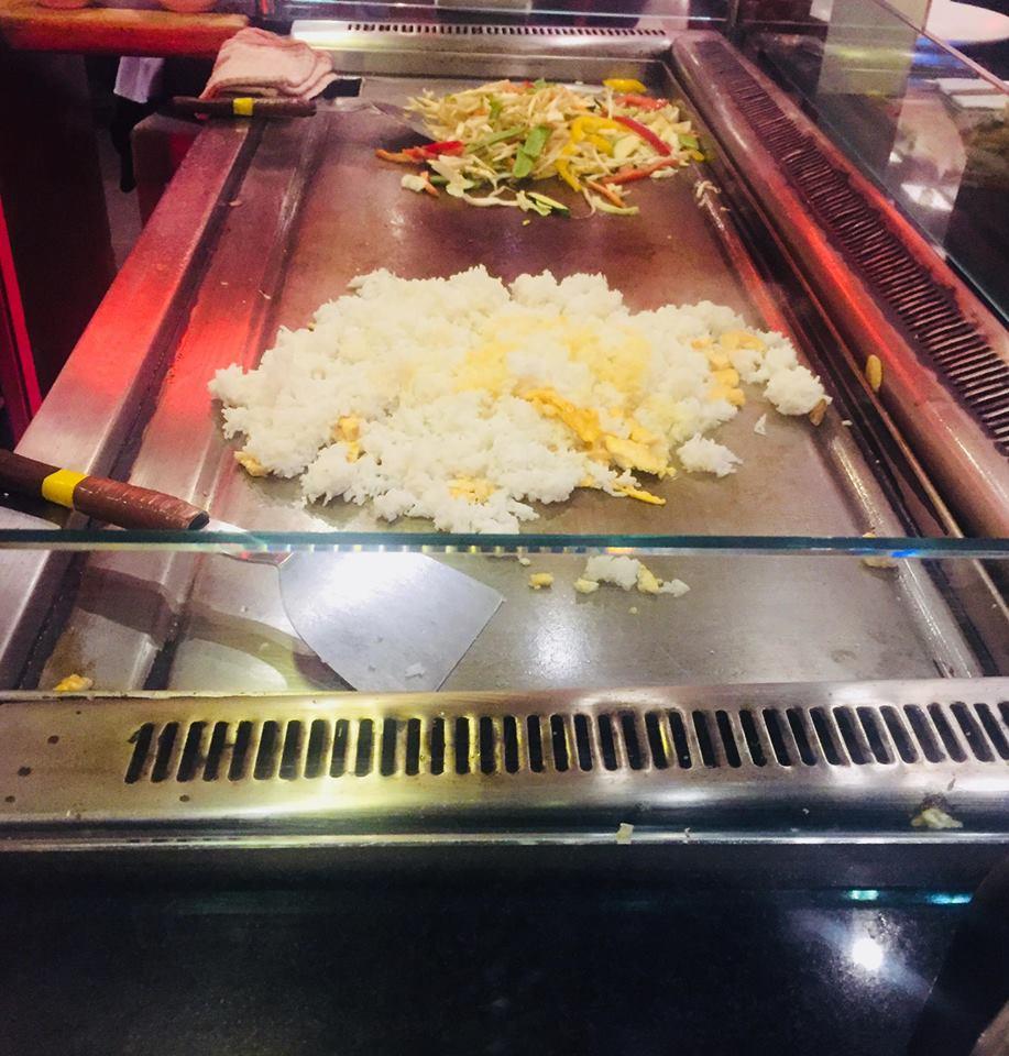 sapporo teppanyaki