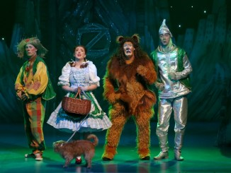 the wizard of oz at st.helens theatre royal