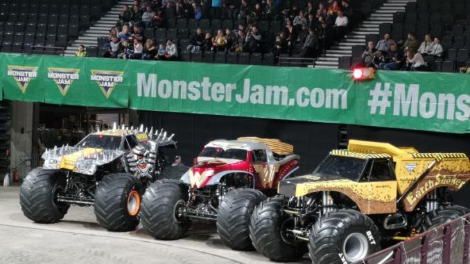 monster jam review