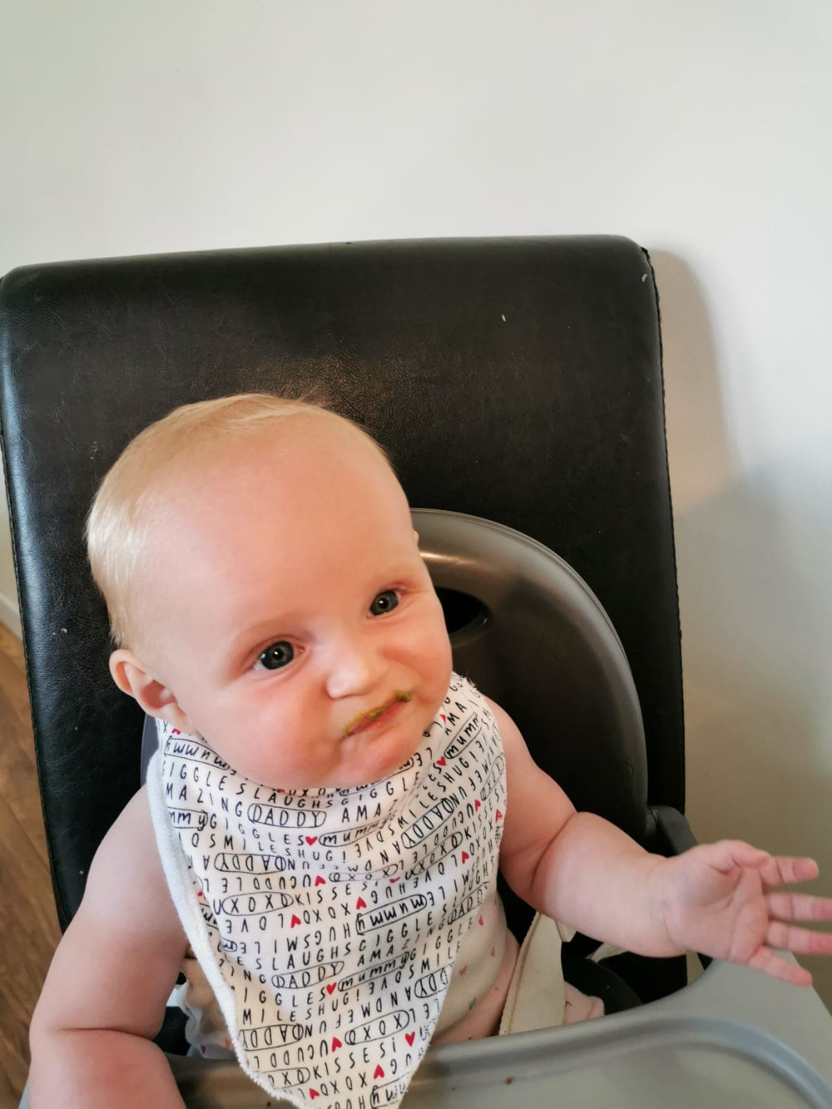 how to start weaning