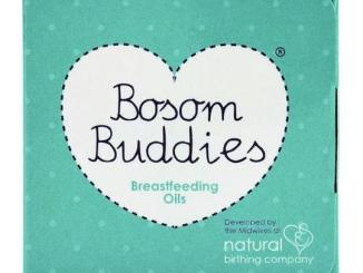 bosom buddies breastfeeding oils