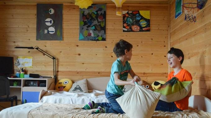 floor types for kids' bedrooms