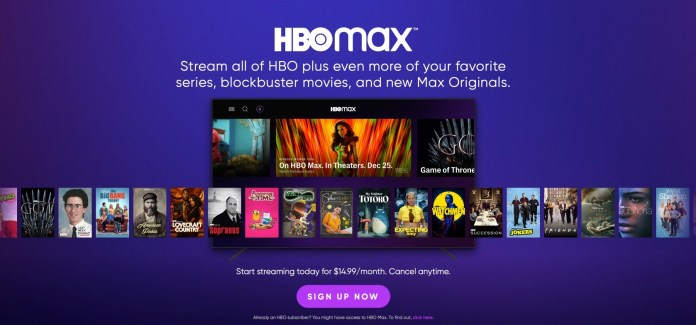Hbo Max Removes Free Trial Ahead Of Release Of Wonder Woman 1984 The Streamable