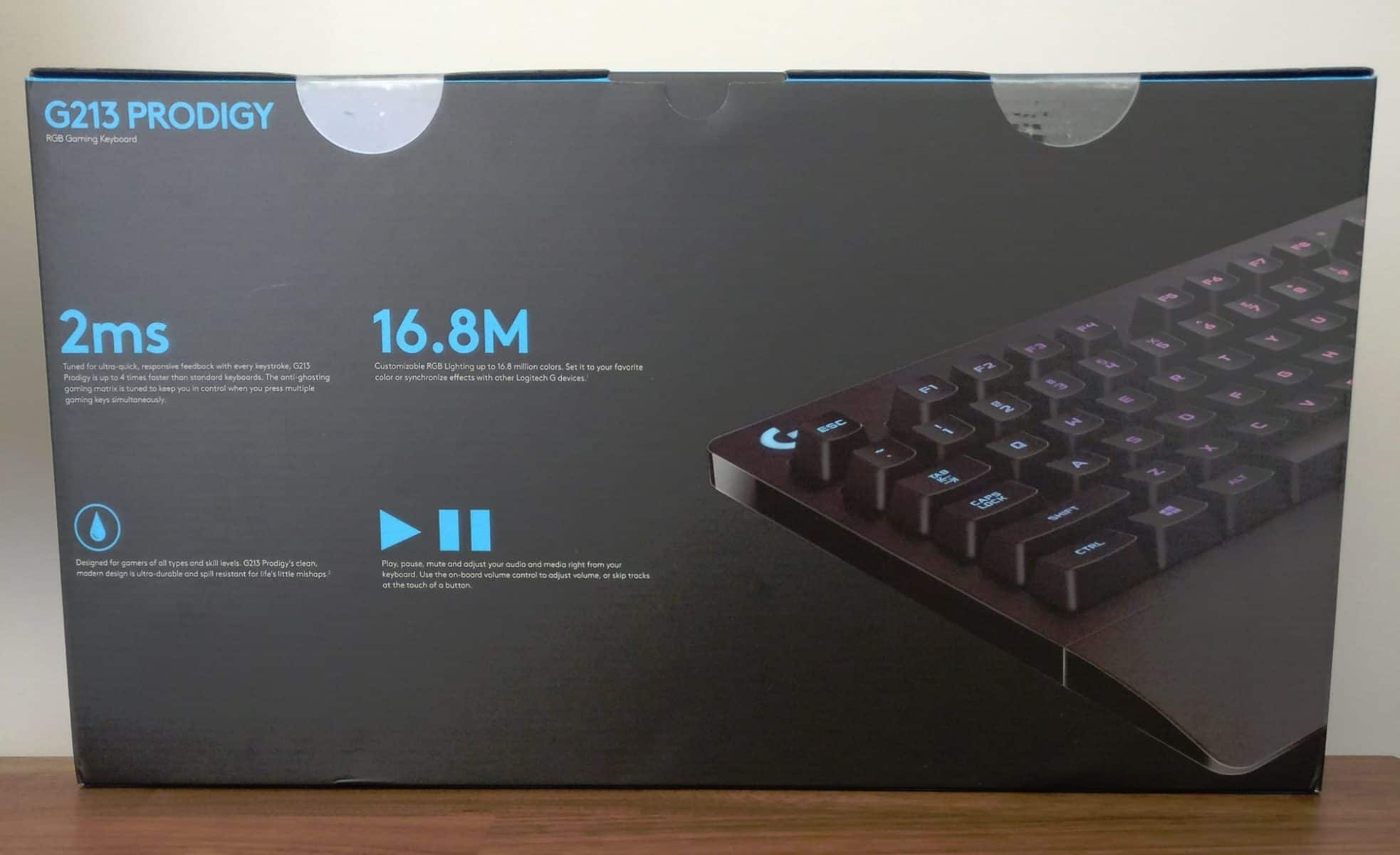 Logitech G213 Prodigy Rgb Gaming Keyboard Review The Streaming Blog