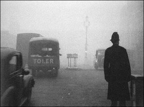 The Great Fog, London Dec. 1952.