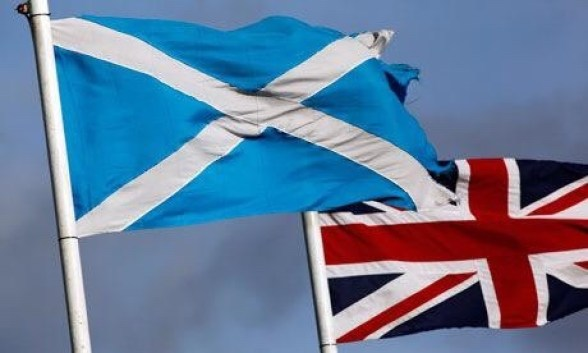 Political tensions in Scotland were high in 2014 as voters decide to remain part of England rather than to leave.