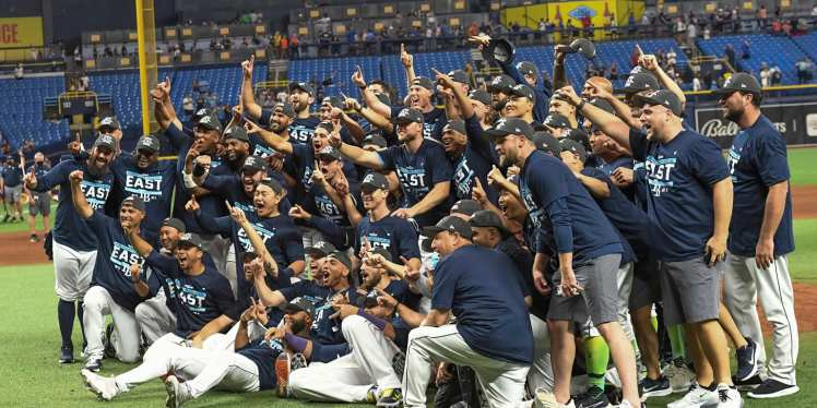 Les Tampa Bay Rays