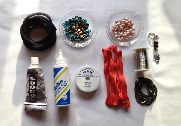 collar-materials