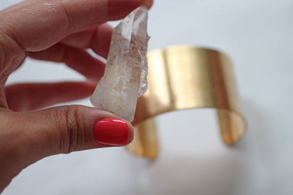DIY-Crystal-Cuff-Step-1