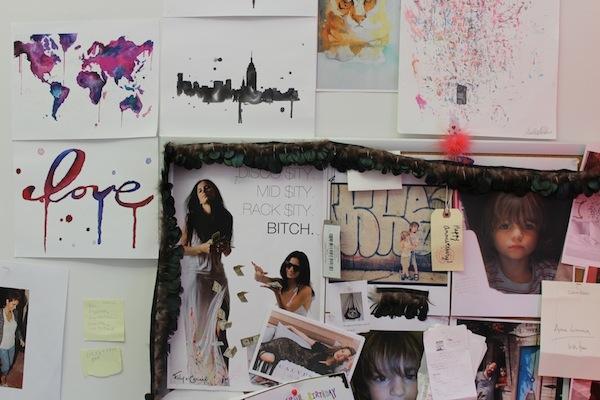 Foley & Corinna Inspiration Board 2