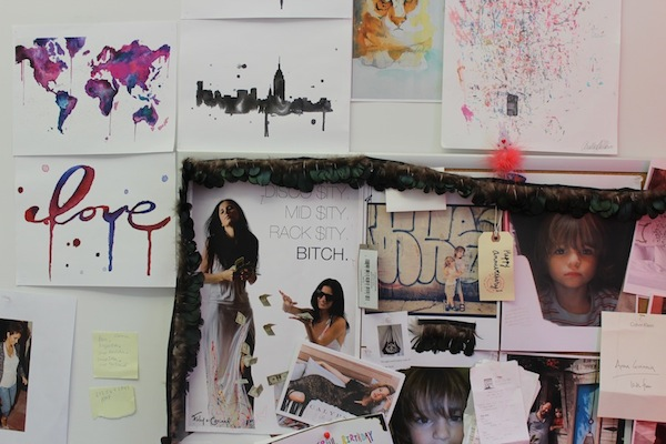Foley & Corinna Inspiration Board 2