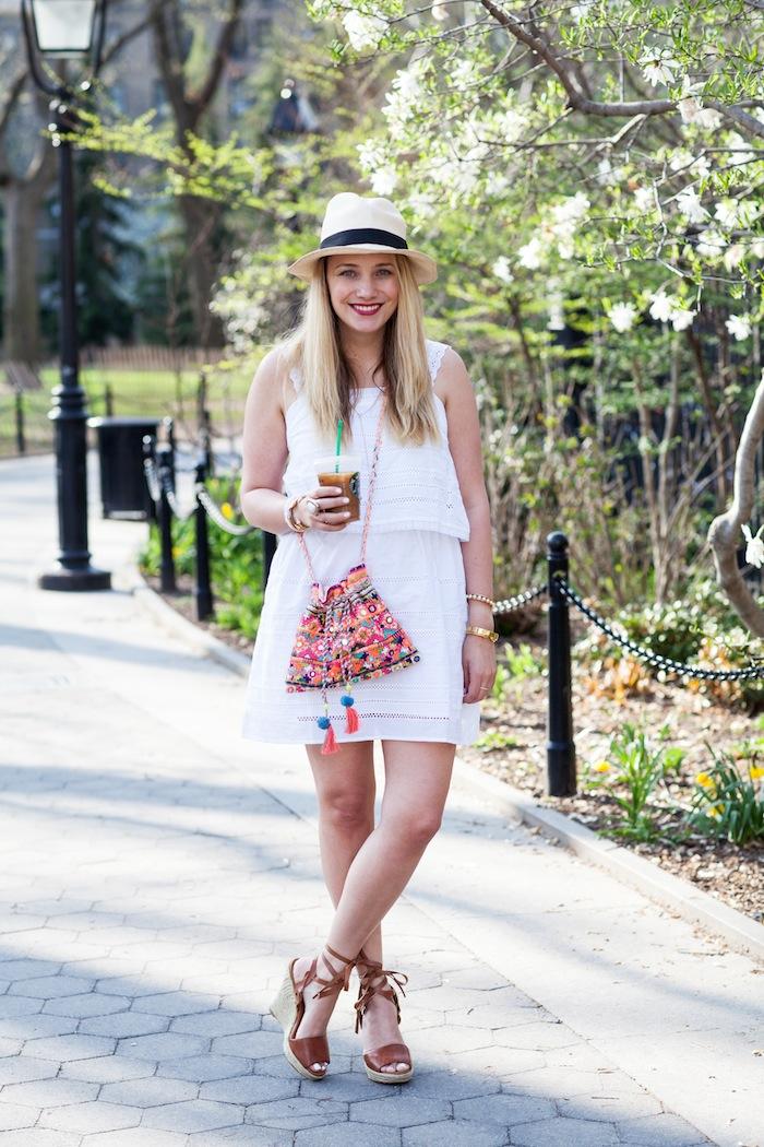 TopShop Lace Dress 2