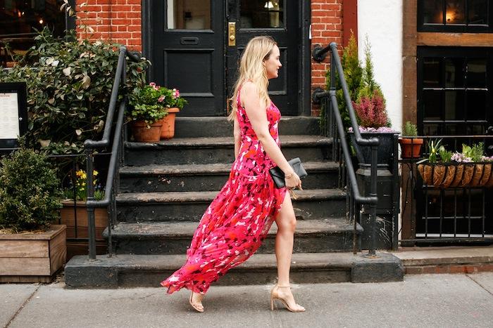 diane von furstenberg davina floral maxi dress 2