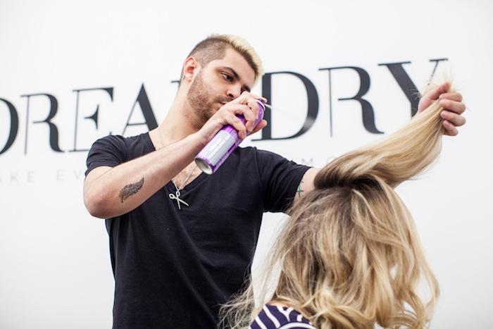 game of thrones khaleesi braid hair tutorial step 2