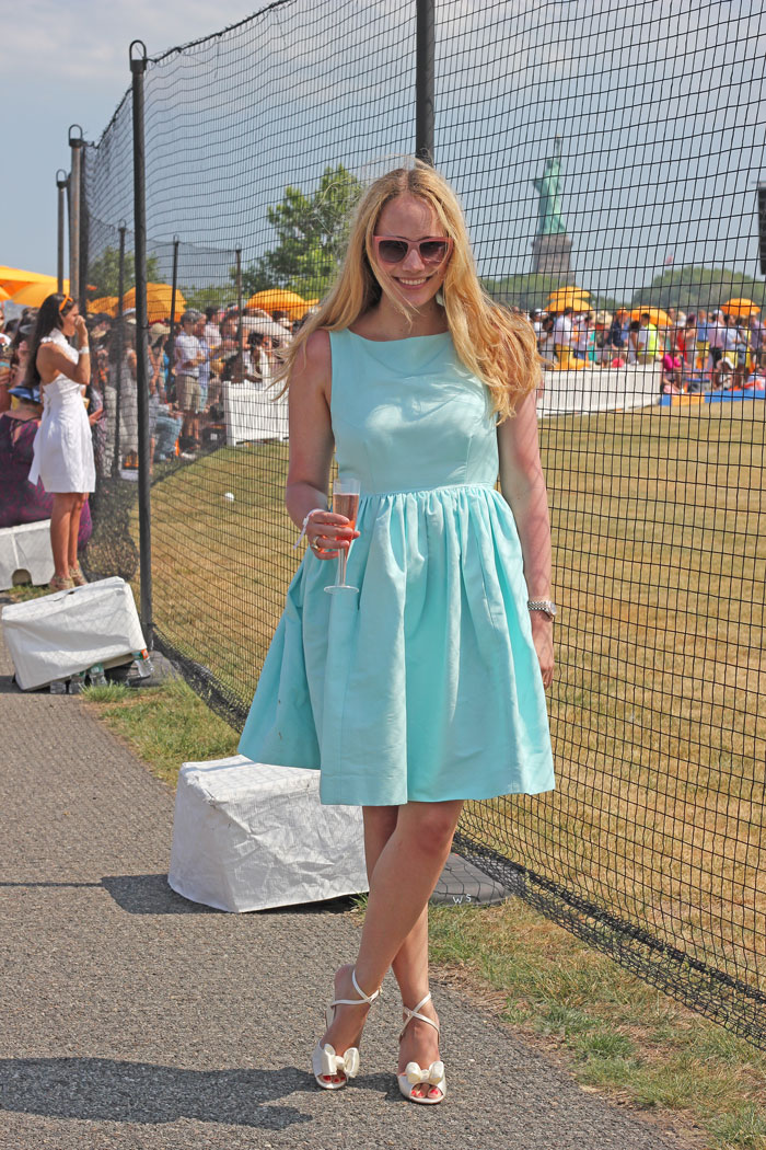 Veuve Clicquot Polo Classic - The Stripe.