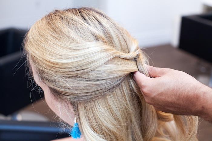 topsy tail braid tutorial 7