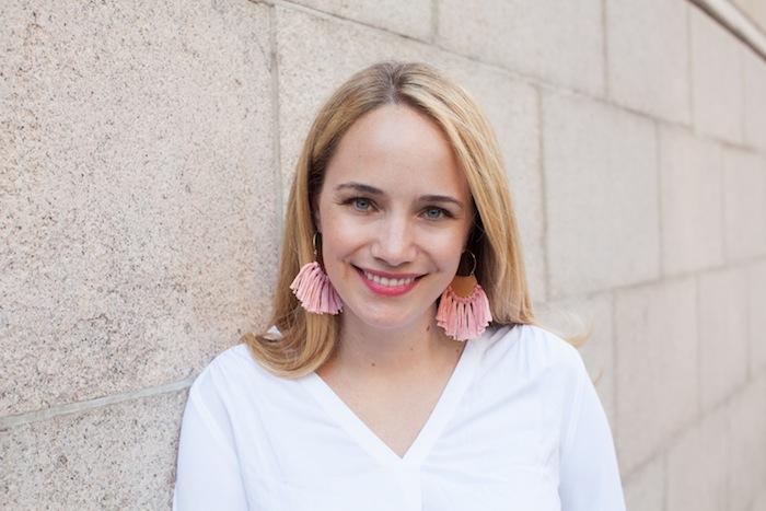 DIY Tassel Earrings 2